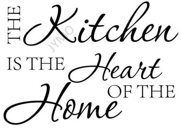 Deze tekst , super leuk voor in de keuken !