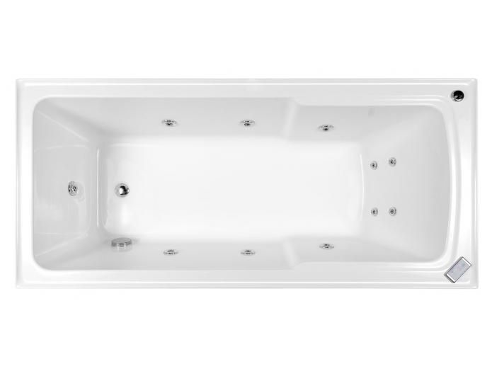 posh kensington rectangle spa bath 1900 bathroom posh baths amp spas online bathroom products from reece