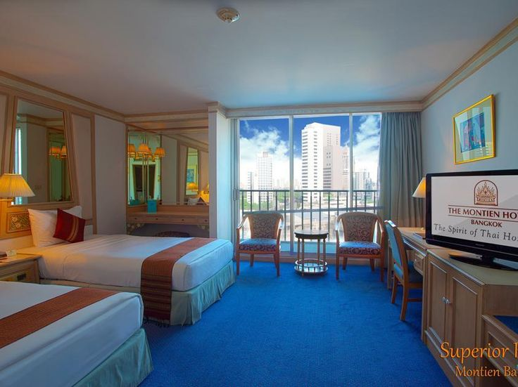Montien Hotel Bangkok Bangkok, Thailand