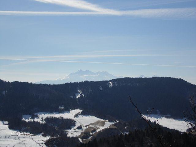 Szczawnica panorama Tatr