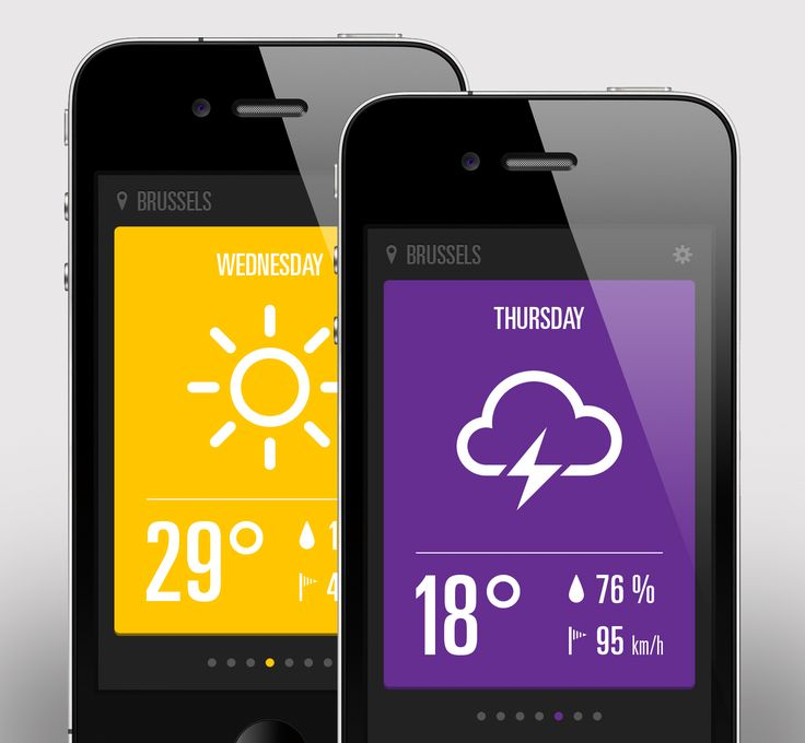 Weather-app-iphone