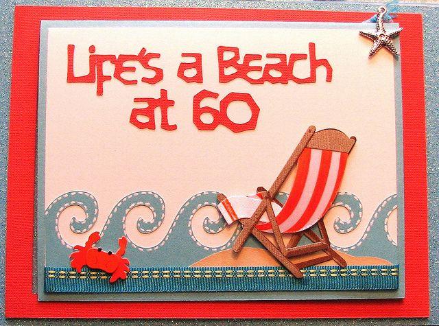 74 best Cricut Lifes A Beach images – Cricut Birthday Card Ideas