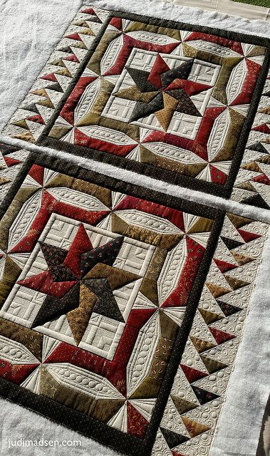 kg17 | Kyoto Gardens by Judy Martin, pieced by Jan and quilt… | Flickr