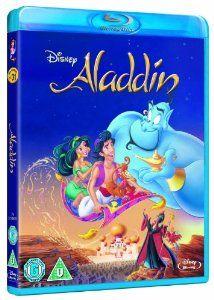 Amazon.com: Aladdin Blu-ray (Region Free): Scott Weinger, Robin Williams, Gilbert Gottfried: Movies & TV