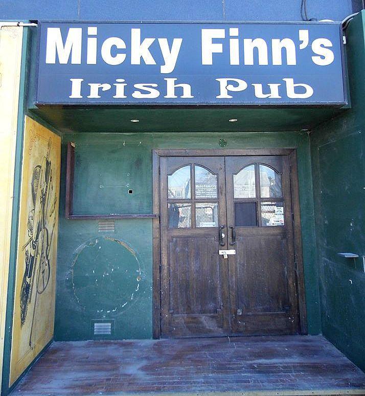 Mickey Finn's Irish Pub, Christchurch, New Zealand