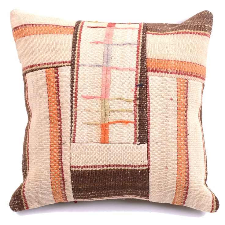 Kilim Pillow Cover 4420 - Weaved Arts