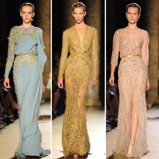 Elie Saab Couture Collection Fall 2012: Couture Gowns, Dresses Style, Fashion Week, Fall 2012, Couture Collection, Elie Saab Couture, The Dresses, Haute Couture, Couture Fashion