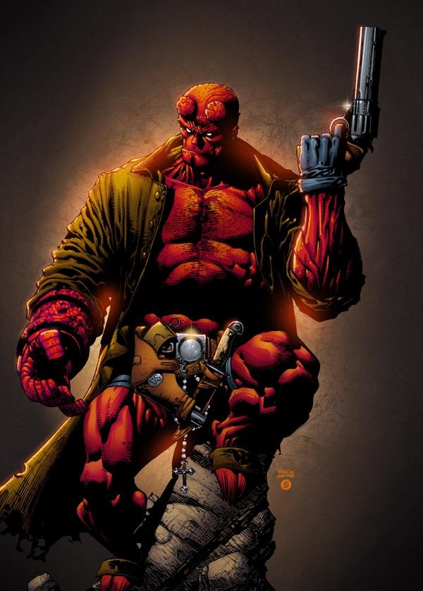 Hellboy Marvel