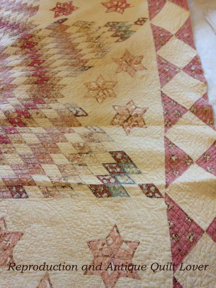 Repro Quilt Lover: Stars Fragmented | Lots of Stars | Pinterest ... : repro quilt lover - Adamdwight.com