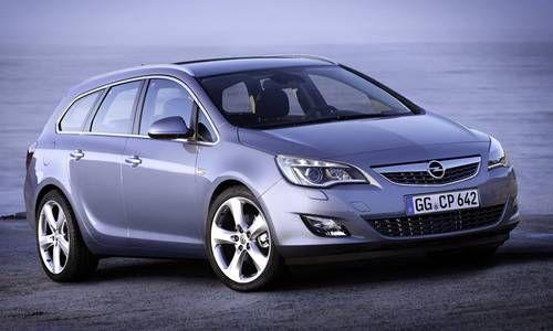 #Opel #AstraSportsTourer. La innovadora tecnología de sus chasis y sus eficientes motores aseguran una avanzada conducción.