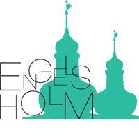 Engelsholm's logo. I didn't do this one (actually did edit it a bit) but it's a big part of the webdesign I did at http://engelsholm.dk