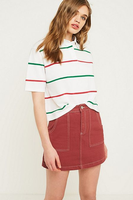 cd9f677f60 BDG Pink Carpenter Skirt | clothes | Pinterest | Clothes