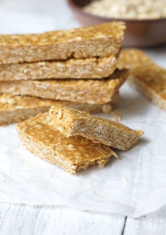 granola bars oat bars oatmeal bars 3 ingredient granola bars granola ...