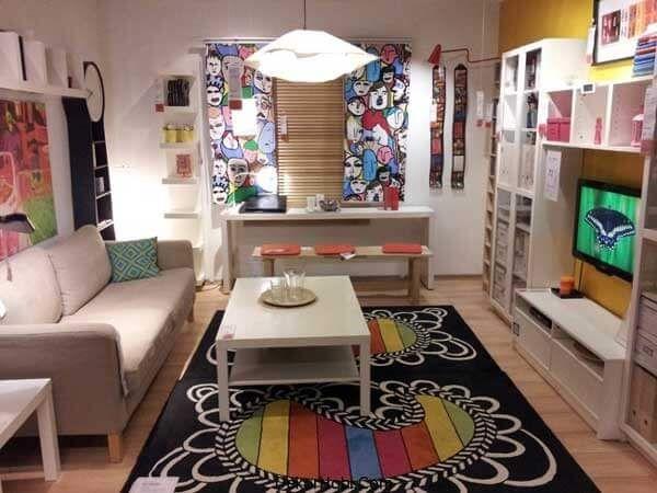 Ikea ürünleri ile dekorasyon