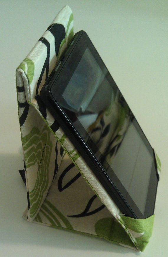 Custom Kindle Fire case/stand (made for other tablets too!)