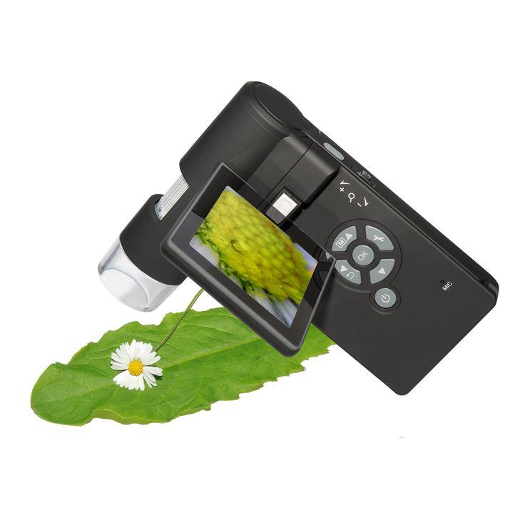 Цифровой микроскоп фотоаппарат электронный увеличитель компьютер тв-карты ремень ленты крепления