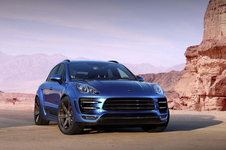 TopCar Porsche Macan URSA Revealed – Motorward