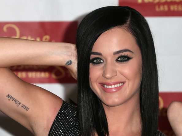 Katy Perry's tattoos