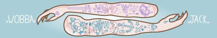 Il post di oggi lo dedichiamo agli indecisi, vi aiuteremo a capire quale è il posto migliore per il vostro nuovo #tattoo! :D Come Scegliere il Posto Giusto per il Vostro Tatuaggio: http://wobba-jack.com/it/tatuaggi/come-scegliere-il-posto-giusto-per-il-vostro-tatuaggio/  #posizionetatuaggio #posizionetattoo #miotattoo #nuovotattoo