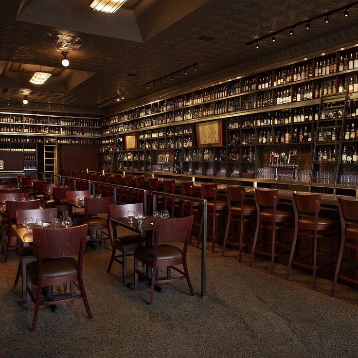 DC... Jack Rose Dining Saloon is one of the nation's top whiskey bars