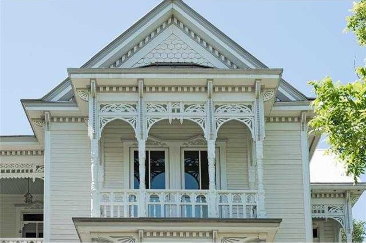 215 best images about victorian fretwork on pinterest for Architectural gingerbread trim