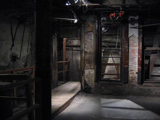 Seattle Underground, Washington  What remains of old Seattle has become a popular stop for history buffs and adventure seekers, with the old network of now-underground passageways that were once ground level in the mid-19th century. The city, literally, rebuilt on top of itself.