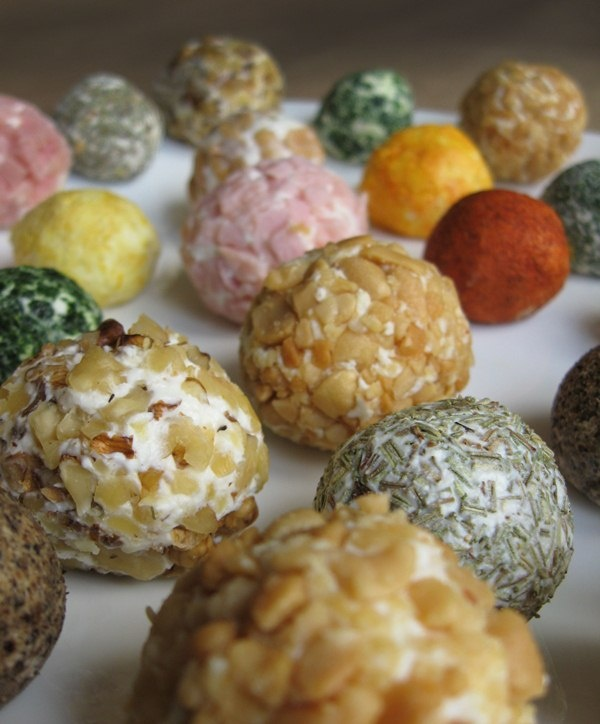 Cheese balls: Minis Cheese, Food Ideas, Ball Jelena, Appi Parties Food, Foodies Stuff, I'M, Chee Ball, Cheese Ball