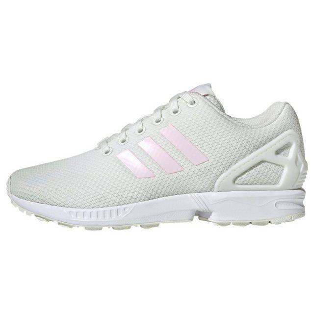 Adidas Adidas ZX Flux W Schuhe beige | Damen Sneaker · Eibe Kaufen