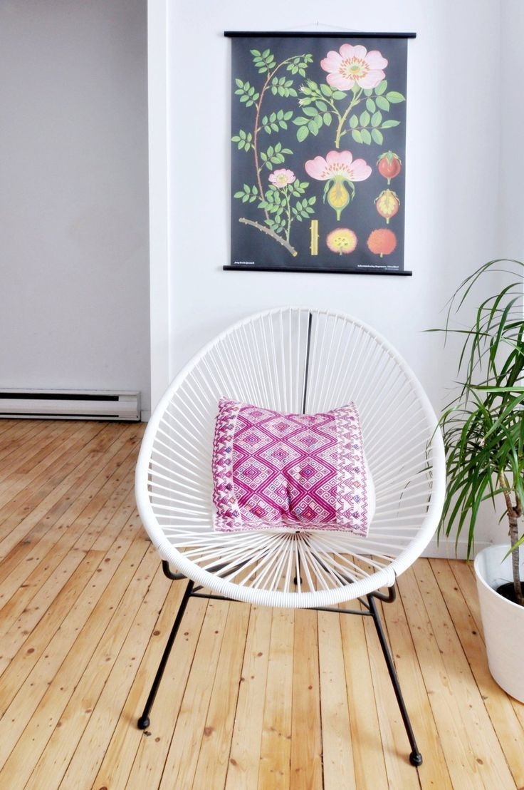 Julia U0026 Brunou0027s Colorful And Airy Home U2014 House Tour. Cool ChairsThe ...