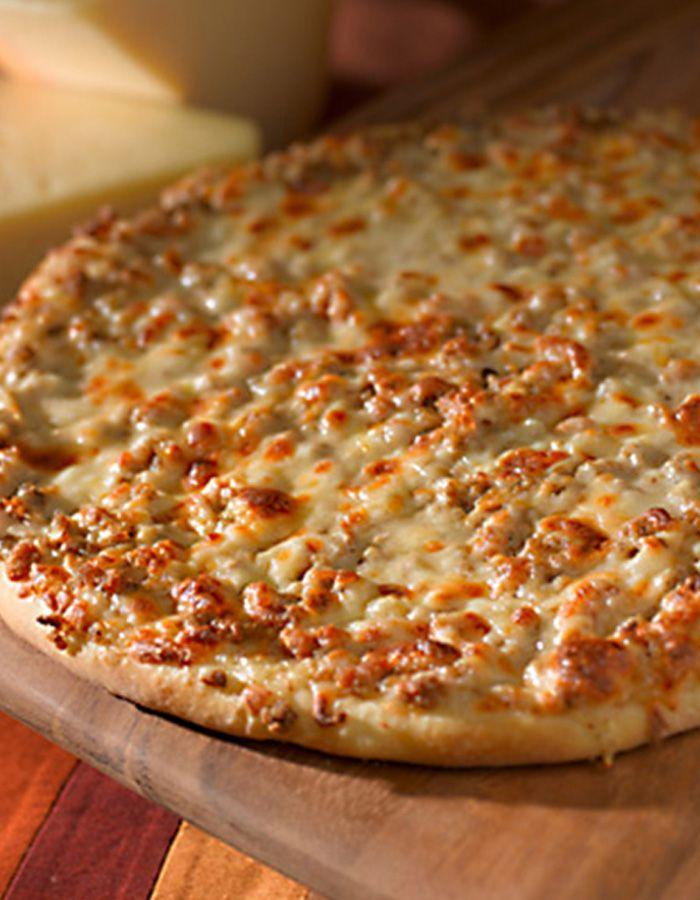 Pizza Masala au Bœuf Haché à la sauce Tikka Masala Patak's - Une pizza savoureuse et facile à réaliser prête en quelques minutes pour ravir vos papilles