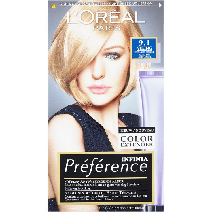 L Oreal Paris Preference Permanente Haarkleuring 9 1 Viking