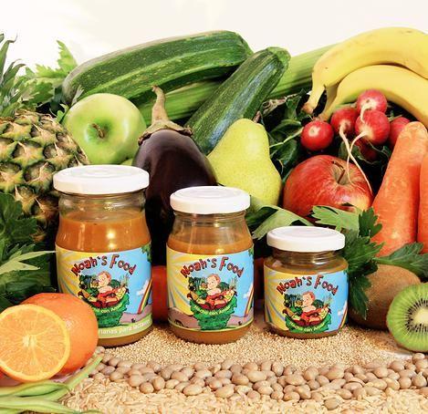 Noah's Organic - ALIMENTOS VEGETARIANOS PARA NUESTROS NIÑOS  Elaborados con productos orgánicos