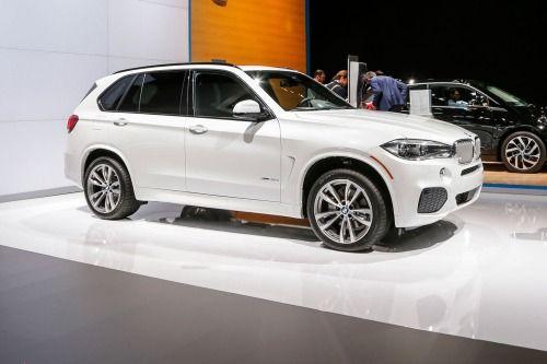 2016 BMW X5.