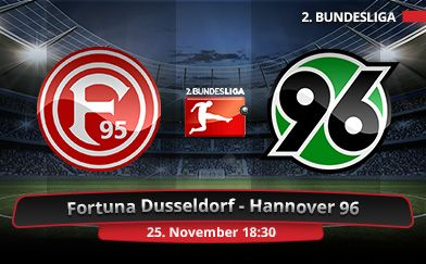 Fortuna Dusseldorf v Hannover 96