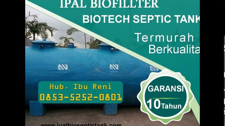 Bio Septic Tank | Biofil Septic Tank Harga | Biotech Septic Tank | 0853-...
