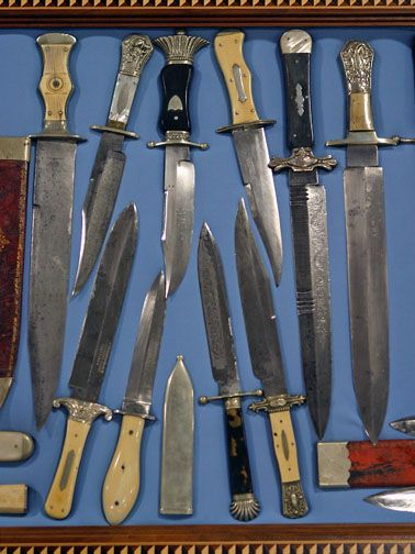 The Antique Bowie Knives - examples - CKCA Forums