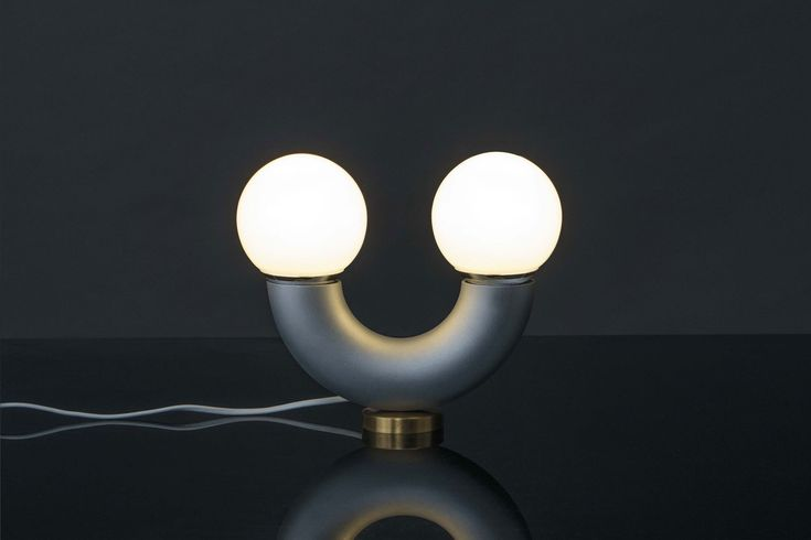 The table lamp from Lighting Collection #1.