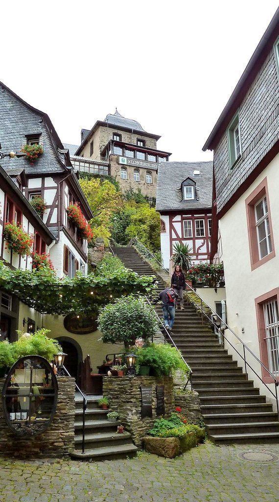 Charming small town of Beilstein in Rhineland-Palatinate, Germany (by mama knipst!)