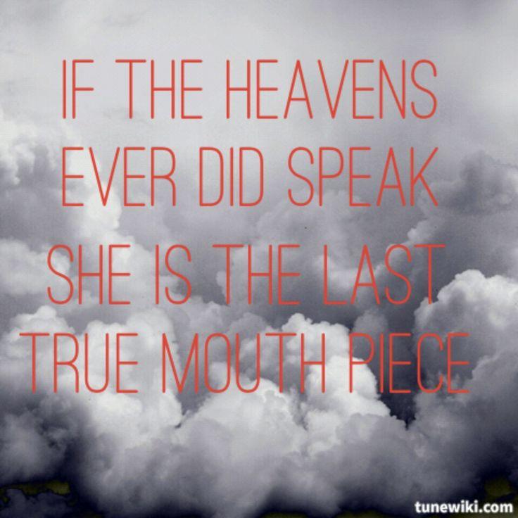 Take Me To Church - Hozier #lyrics