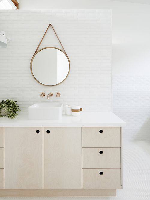 Can purchase mirrors like these from KMart for about $30- would be a great look for downstairs bathroom