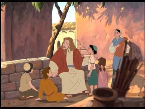 22.  Миссия Идет. Анимированные Истории Нового Завета
