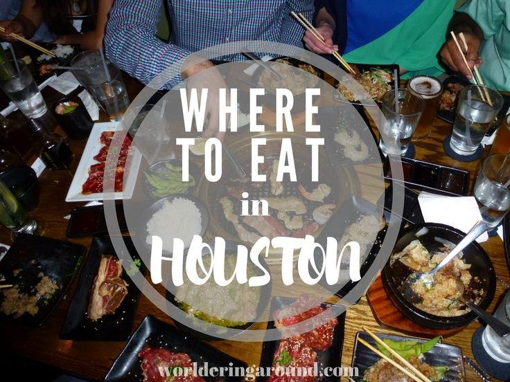 Where to eat in Houston