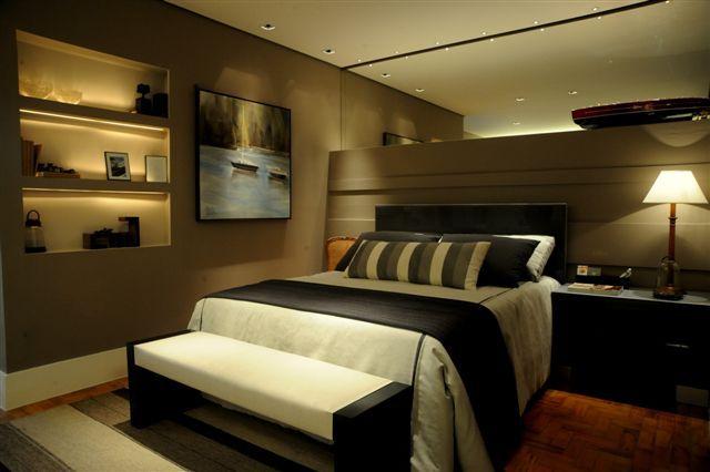 quarto de homem de luxo Pesquisa Google Bedroom
