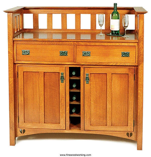 17 best images about craftsman style on pinterest arts for Craftsman cabinet plans