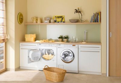 Laundry design basics