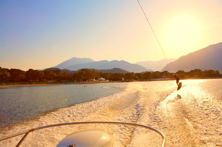 Kemer - Turkey  #Turkey #Wakeboard #Holidays