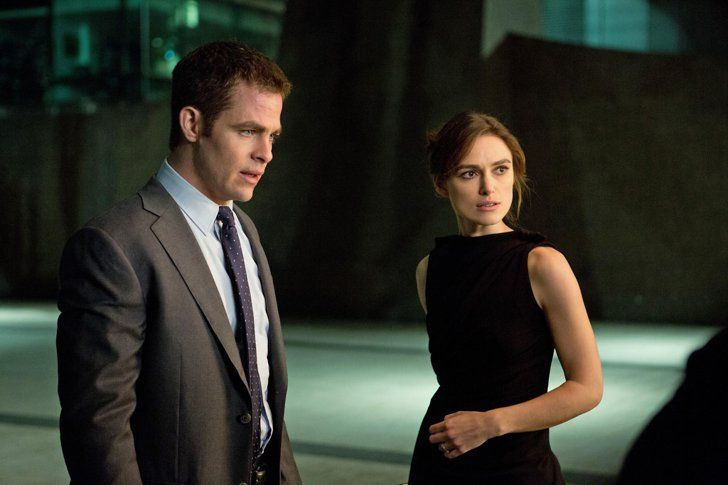 Pin for Later: 12 Stars Who Were in Tons of Movies This Year Keira Knightley, Jack Ryan: Shadow Recruit