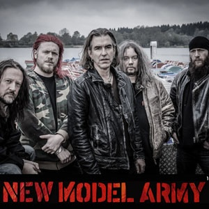Legendary global underground cult band New Model Army will be live at Concorde2 on Friday 22nd November. Tickets are on sale now for £20 + bf in adv from our website. Simply click the image above to buy your tickets now.