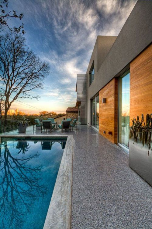 Architecture House Luxury Design 73 best luxury patio & pool design images on pinterest