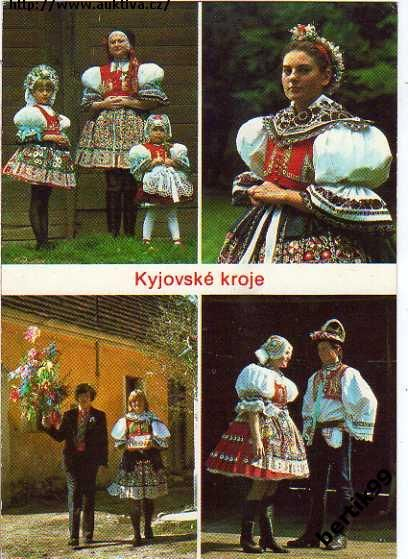 Kyjov folk costum